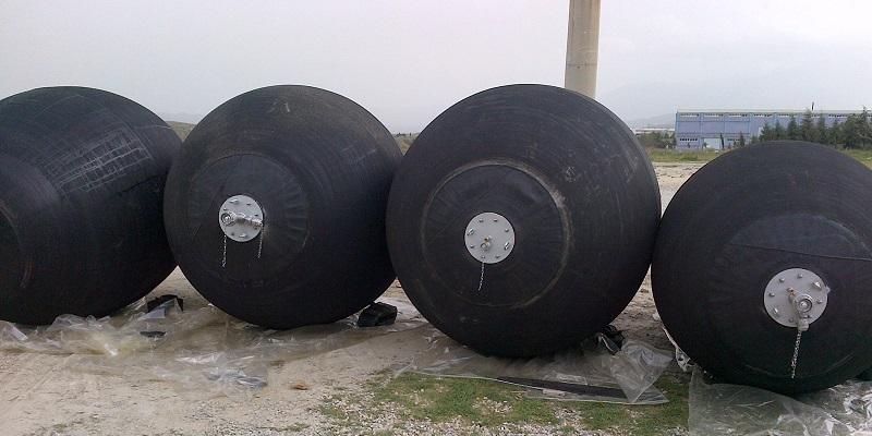 OBTURADORES NEUMÁTICOS PARA TUBERÍAS hasta DN 2.000 mm