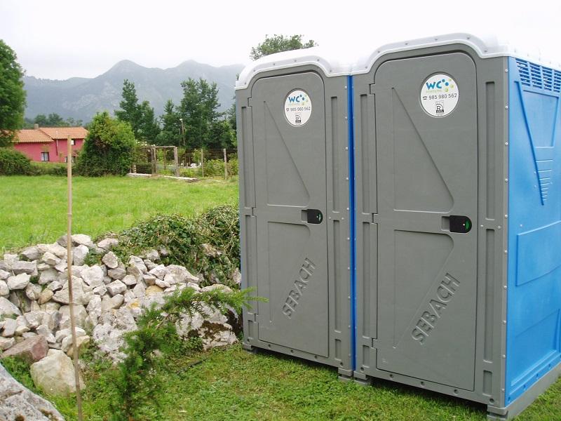 WC rural
